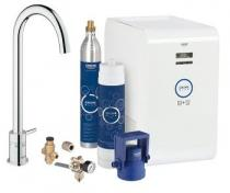 Grohe Blue Mono Professional Chilled and Sparkling Starter Kit