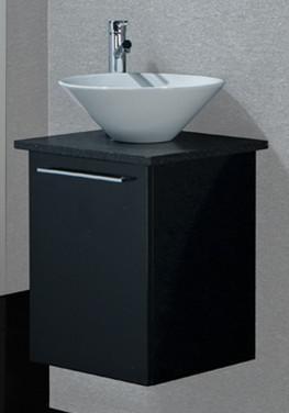 Nye Noro Uno Loop 435 håndvask i porcelæn - VVS nr 0211noro JN-07