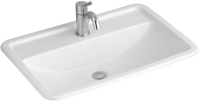 ... > Badeværelse > Håndvaske > håndvask til nedfældning Håndvaske