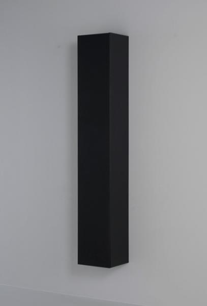 Aspen lysan fals højskab, sort eg finer   låge højre   vvs nr.: 56013h