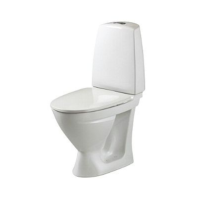 Ifö Sign toilet 6862 m/Ifø clean - Limning - VVS nr.: 601031200