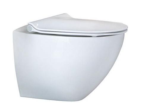 væghængt toilet
