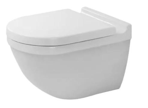 duravit starck 3 v gh ngt toilet vvs nr 613251010. Black Bedroom Furniture Sets. Home Design Ideas