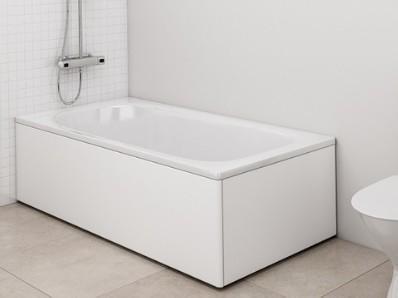 badekar indmuring Ifö Caribia badekar til front/indmuring   1700 mm   VVS nr.: 667041100 badekar indmuring