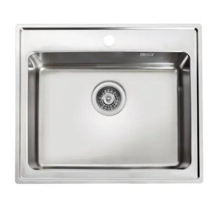 juvel køkkenvask Intra Juvel Omnia 600 SF køkkenvask   VVS nr.: 681337100 juvel køkkenvask