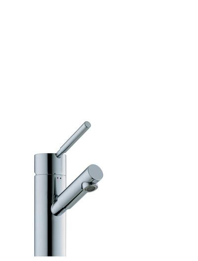 børma vandhane Børma A3 håndvaskbatteri m/bundventil   Krom   VVS nr.: 701923104 børma vandhane