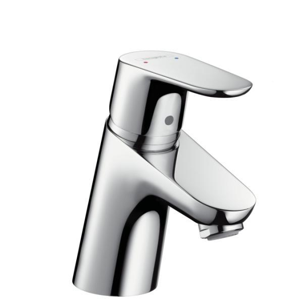 hansgrohe vandhane Hansgrohe Focus 70 håndvaskarmatur m/bundventil   VVS nr.: 702122004 hansgrohe vandhane