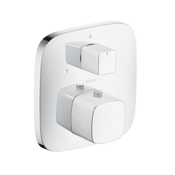 hansgrohe pura vida termostat m afsp rring 722501540. Black Bedroom Furniture Sets. Home Design Ideas