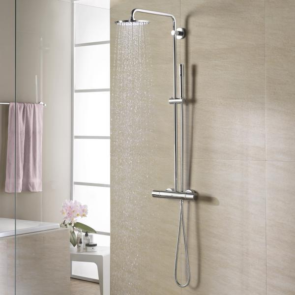 grohe rainshower 210 brusesystem 737510504 vvs. Black Bedroom Furniture Sets. Home Design Ideas