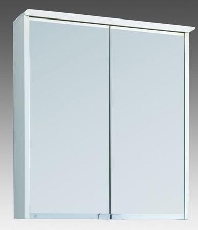 spejlskab til badeværelse Ifö Option spejlskab Bas 50 Hvid m/LEDlys   VVS nr.: 780012220 spejlskab til badeværelse
