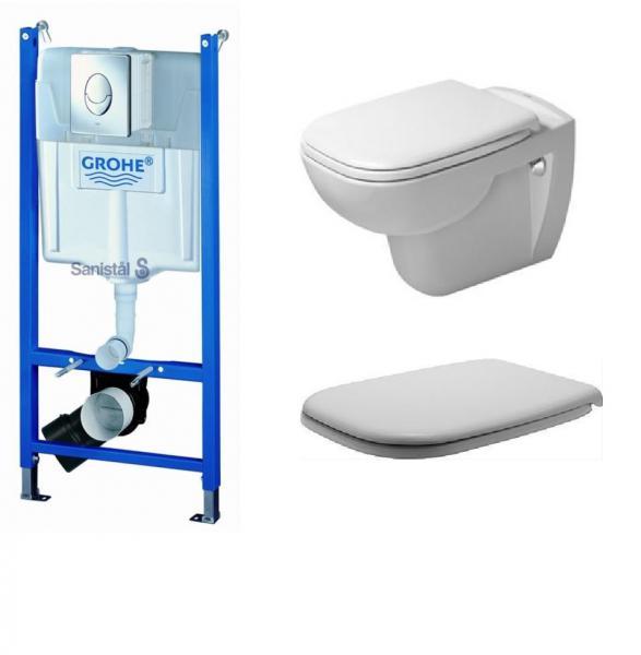 duravit toiletsæde Duravit D Code toiletpakke inkl. cisterne og sæde duravit toiletsæde