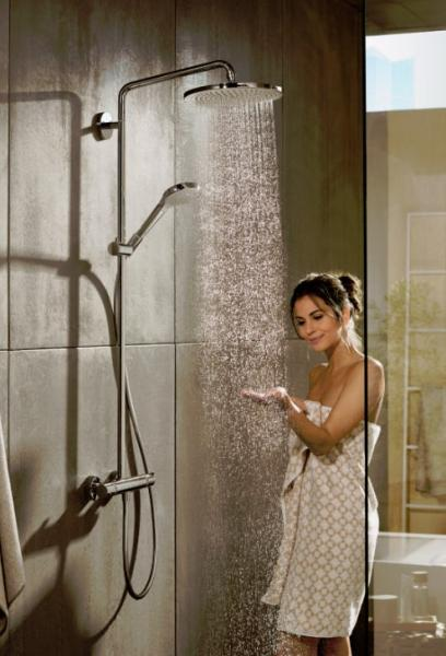 Hansgrohe Croma Select AIR 280 Showerpipe