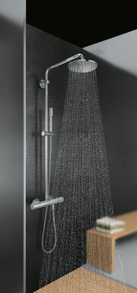 grohe rainshower 210 brusesystem 737510504 vvs. Black Bedroom Furniture Sets. Home Design Ideas