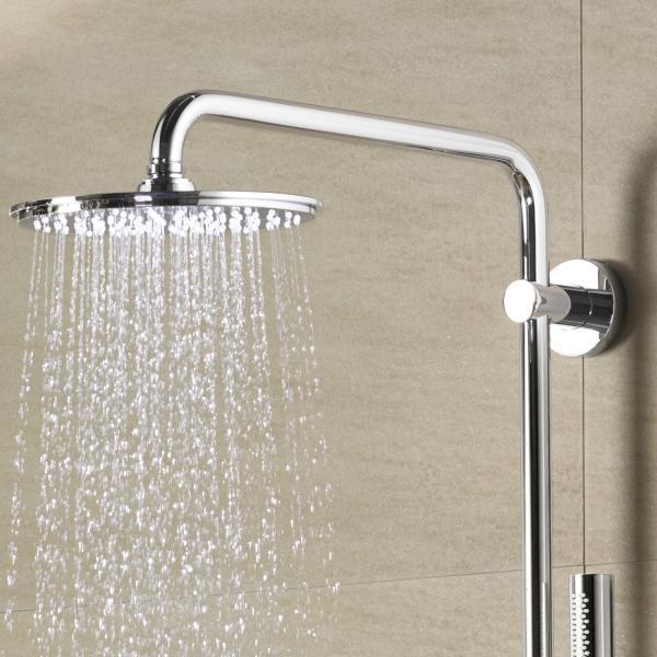 grohe rainshower 210 brusesystem vvs nr 737510504. Black Bedroom Furniture Sets. Home Design Ideas