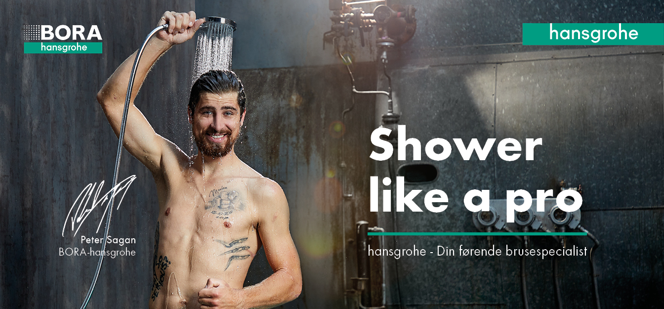 hansgrohe - Shower like a pro